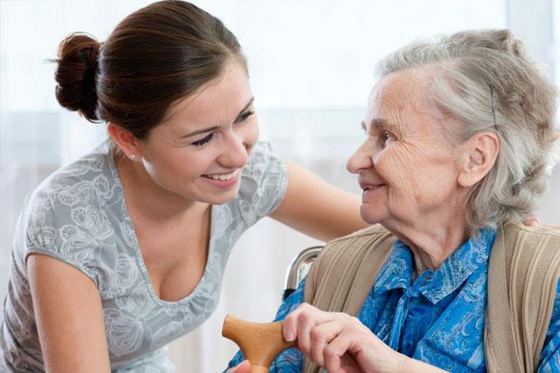 Cuidar de pessoas dependentes, um gesto de amor