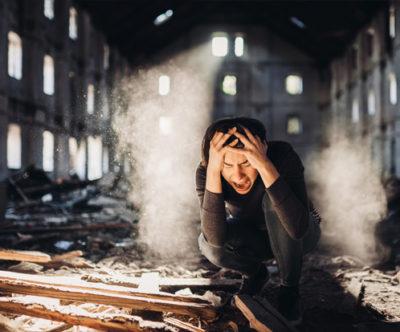 Stress pós-traumático: lidar com a perturbação depois do trauma
